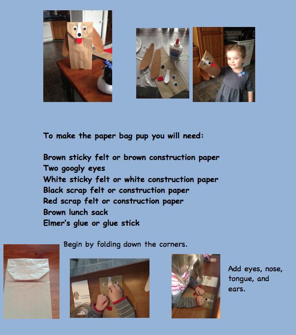 Paper Bag Pup